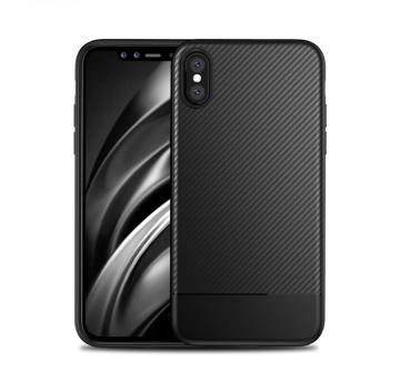 Ốp dẻo carbon iPhone XsMax